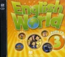 English World 3 Audio CDx2 - Mary Bowen - cover