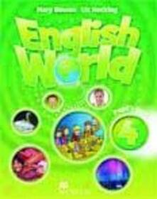 English World 4 Pupil's Book - Mary Bowen,Liz Hocking - cover