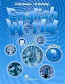 English World 2 Workbook - Mary Bowen,Liz Hocking - cover