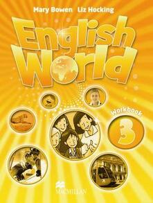 English World 3 Workbook - Mary Bowen,Liz Hocking - cover
