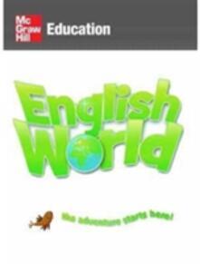 English World 4 Workbook - Mary Bowen,Liz Hocking - cover