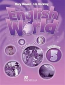 English World 5 Workbook - Mary Bowen,Liz Hocking - cover
