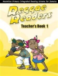 Reggae Readers Level 1 Teacher's Book - Louis Fidge - cover