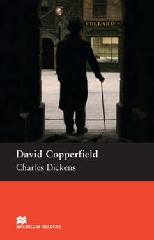 Macmillan Readers David Copperfield Intermediate Reader - Charles Dickens - cover