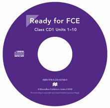 Ready for FCE Teachers Book 2008 - Roy Norris - cover