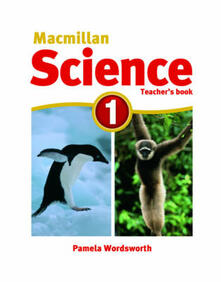 Macmillan Science Level 1 Teacher's Book - David Glover,Penny Glover - cover