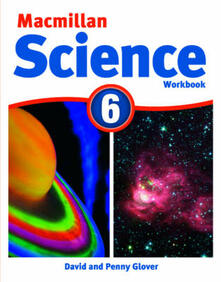 Macmillan Science Level 6 Workbook - David Glover,Penny Glover - cover