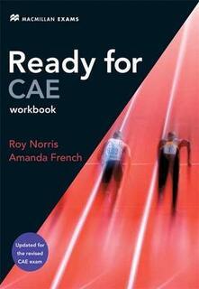 Ready for CAE Workbook +key 2008 - Roy Norris,Amanda French - cover