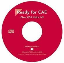 Ready for CAE Class 2008 CDx3 - Roy Norris - cover
