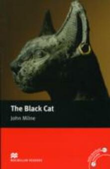 Macmillan Readers Black Cat The Elementary Without CD - cover