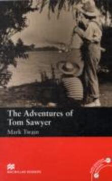 Macmillan Readers Adventures of Tom Sawyer The Beginner Reader - cover