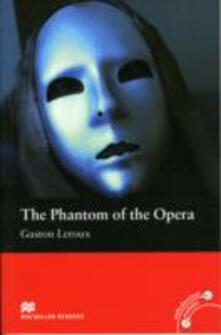 Macmillan Readers Phantom of the Opera The Beginner Without CD - Gascon Leroux - cover