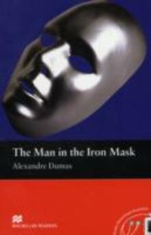 Macmillan Readers Man in the Iron Mask The Beginner without CD - cover