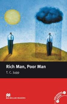 Macmillan Readers Rich Man Poor Man Beginner without CD - cover
