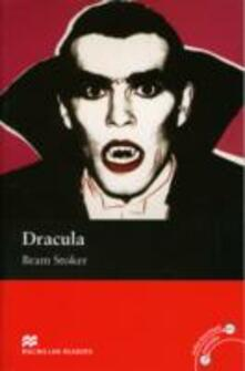 Macmillan Readers Dracula Intermediate Reader Without CD - cover