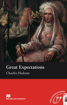 Macmillan Readers Great Expectations Upper Intermediate Reader Without CD - cover