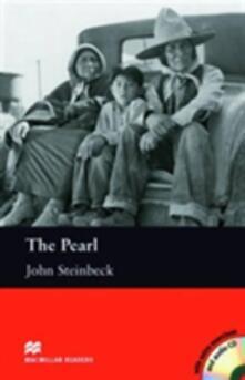 Macmillan Readers Pearl The Intermediate Pack - John Steinbeck - cover