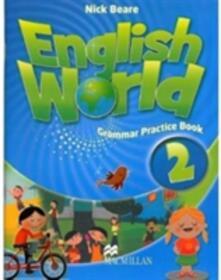 English World 2 Grammar Practice Book - Liz Hocking,Mary Bowen - cover