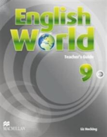English World 9 Teacher's Guide - Liz Hocking - cover