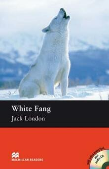 Macmillan Readers White Fang Elementary Without CD - Jack London - cover