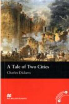 Macmillan Readers Tale of Two Cities A Beginner Without CD - cover