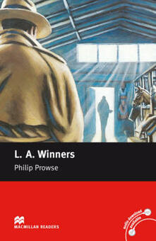 Macmillan Readers L A Winners Elementary Reader Without CD - Philip Prowse - cover
