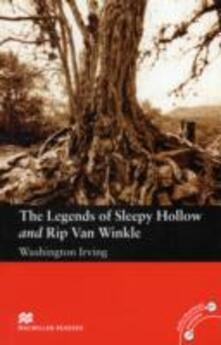 Macmillan Readers Legends of Sleepy Hollow and Rip Van Winkle The Elementary Without CD - cover