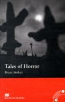 Macmillan Readers Tales of Horror Elementary without CD - cover