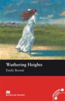 Macmillan Readers Wuthering Heights Intermediate Reader Without CD - Bronte - cover