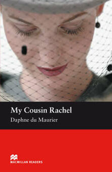 Macmillan Readers My Cousin Rachel Intermediate without CD - cover
