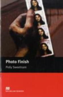 Macmillan Readers Photo Finish Starter Without CD - Polly Sweetnam - cover