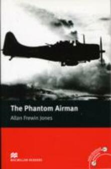 Macmillan Readers Phantom Airman, The Elementary without CD - cover