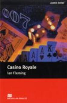 Macmillan Readers Casino Royale Pre Intermediate without CD - John Escott - cover