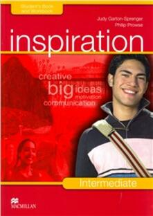 Inspiration Student's Book Pack Intermediate Italia - Philip Prowse - cover