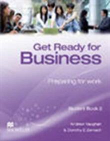 Get Ready for Business 2 Teacher's Guide - Jaimie Scanlon,Dorothy Zemach - cover