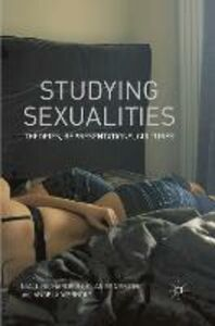 Libro inglese Studying Sexualities: Theories, Representations Cultures Niall Richardson , Clarissa Smith , Angela Werndly