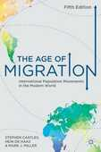 Libro in inglese The Age of Migration: International Population Movements in the Modern World Stephen Castles Hein de Haas Mark J. Miller