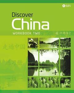 Discover China Level 2 Workbook & CD Pack - Dan Wang - cover