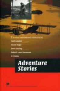 Adventure Stories Advanced Graded Reader Macmillan Literature Collection - cover