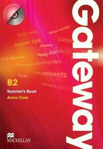Gateway B2 Teacher's Book with Test CD - David Spencer - cover