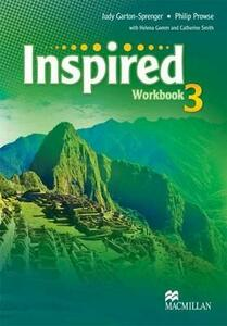 Inspired Level 3 Workbook - Philip Prowse - cover