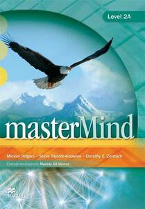 MasterMind 2 Student's Book & Webcode A - Mickey Rogers,Steve Taylore-Knowles,Dorothy E. Zemach - cover
