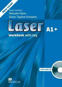 Laser 3rd edition A1+ Workbook with key Pack - Steve Taylore-Knowles,Malcolm Mann - cover