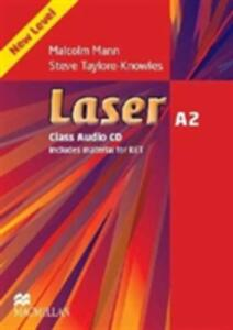 Laser 3rd edition A2 Class Audio CD x1 - Steve Taylore-Knowles,Malcolm Mann - cover
