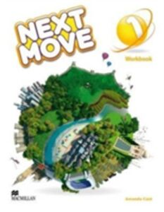 Foto Cover di Next Move Workbook Level 1, Libri inglese di Amanda Cant, edito da Macmillan Education