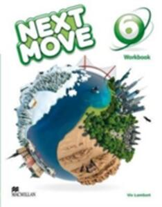 Next Move Level 6 Workbook - Viv Lambert - cover