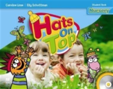 Hats On Top Nursery Level Student's Book Pack - Caroline Linse - cover