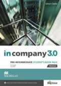 Libro in inglese In Company 3.0 Pre-Intermediate Student's Book Pack Simon Clarke