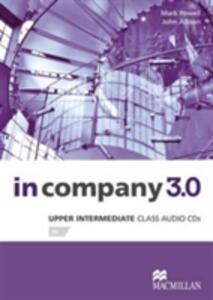 In Company 3.0 Upper Intermediate Level Class Audio CD - Mark Powell,John Allison - cover