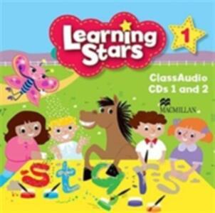 Learning Stars Level 1 Audio CD - Jeanne Perrett,Jill Leighton - cover